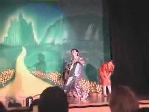 OZ Tin Man Song and Dance