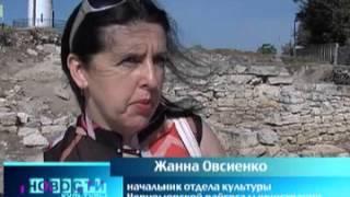 видео Античный город Калос Лимен в п. Черноморское (Крым): фото, как добраться, описание