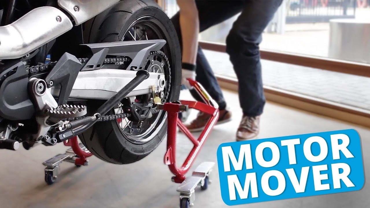 Motor mover motor verplaatsen in een kleine ruimte youtube - Outs kleine ruimte ...