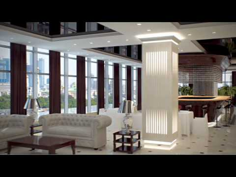 3d animation CROWNE PLAZA CLUB