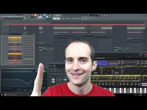 Make a Track in 1 Hour with FL Studio 12!