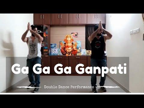 Ga Ga Ga Ganpati | Sadda Dil vi tu | Double role Dance