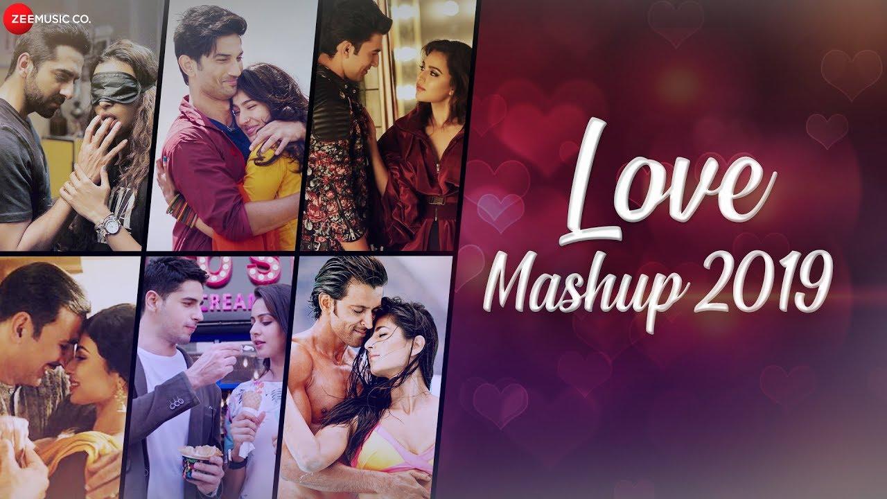 Love Mashup 2019 | DJ Vkey Mumbai