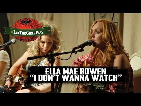 Ella Mae Bowen,