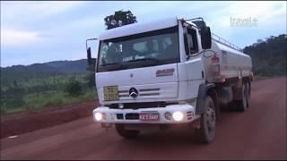 Самые Страшные и Жуткие Дороги в Мире 'Самые опасные путешествия  Бразилия'