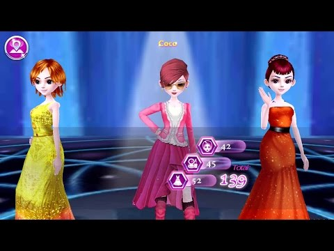 Coco Star Fashion Model Android Gameplay