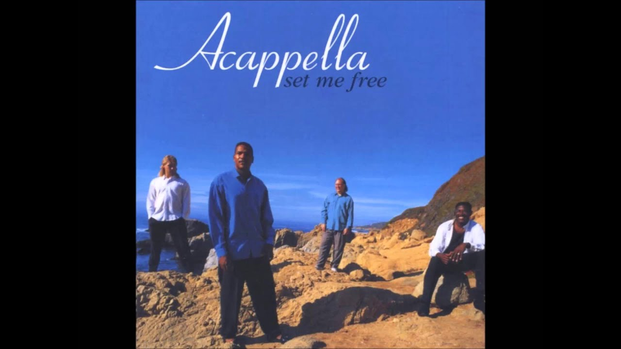 cd do grupo acappella