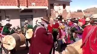 Sikuris de Italaque-Qullana Mayuras - FESTIVIDAD DE CORPUS CRISTI EN EL PUEBLO MILENARIO DE HUMANATA