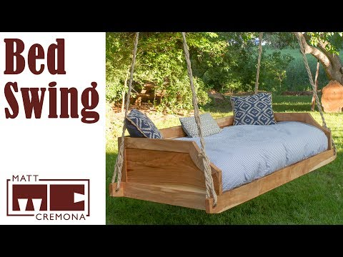 Build a Hanging Bed Swing