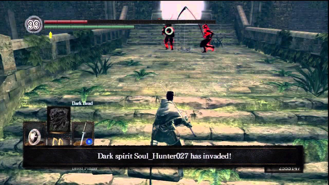 dark souls dark bead op