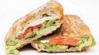 Lox, Bagel And Cream Cheese Sandwich - Sandwich Recipes