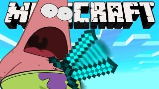 Я МОГУ МАХАТЬ СВОИМ МЕЧОМ! - Minecraft