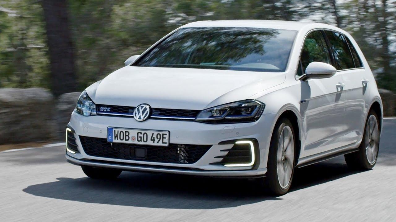 2017 Volkswagen Golf Gte Plug In Hybrid