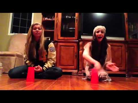 1D cup song!