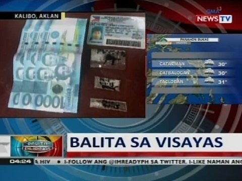 No. 5 sa drug watchlist ng Aklan Police, arestado sa buy-bust operation