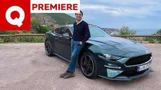 Ford Mustang Bullit: un V8 da Oscar. Ecco perché è irresistibile