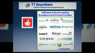 T1 Line Providers: Choose From The Best T1 Line Providers