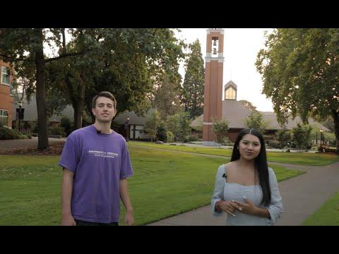 University of Portland Campus Tour