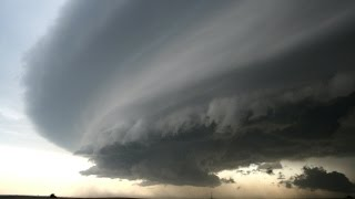 BEING INSIDE A SUPERCELL - CALGARY AB - SUMMER 2013