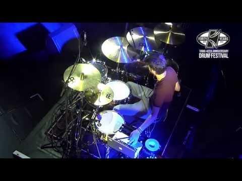 TAMA 40th Anniversary Drum Festival - Flo Dauner, Part 1
