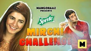 Spice Challenge (ft. Momina Mustehsan) | MangoBaaz