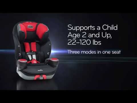 Evenflo Safemax 3 In 1 Combination Seat