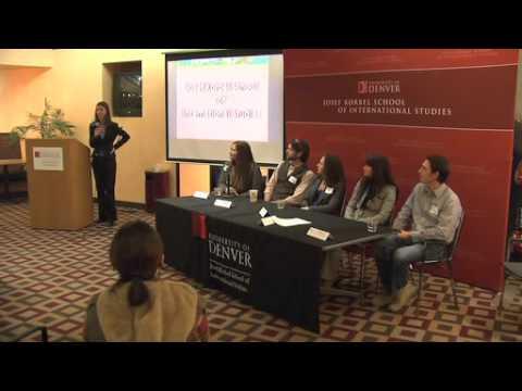 Student & Alumni Panel