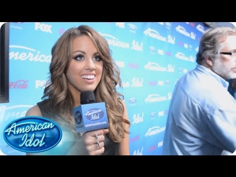 Idol Answers: What Lessons Have You Learned Since Being on Idol? - AMERICAN IDOL SEASON 12