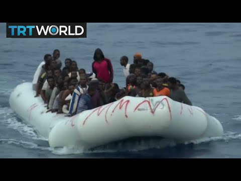 Refugee Crisis: Italy considers closing ports to aid groups
