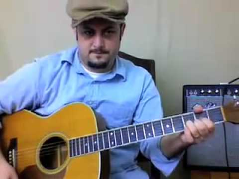 Guitar Song Lesson: Bon Jovi Dead or Alive
