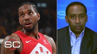 Kawhi joining the Lakers would be unfair, but I don't see it happening - Stephen A. | SportsCenter