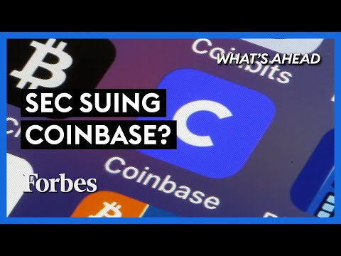 SEC Suing Coinbase? What This Means For Cryptocurrency – Steve Forbes   What's Ahead   Forbes
