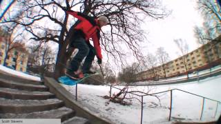 Best of the 2015 Snowboarding Videos