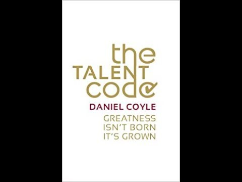The Talent Code in 13 Minutes