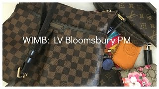 Requested WIMB:  LV Bloomsbury PM