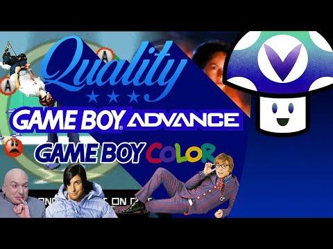 [Vinesauce] Vinny - Quality GBA & GBC Games
