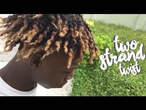 4C NATURAL HAIR TWO-STRAND TWIST & TWISTOUT | TUTORIAL