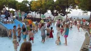 Club Calimera Es Talaial Mallorca Kids Disco II 24.07.13
