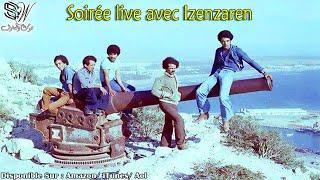 IZENZAREN - Soirée live avec Izenzaren - إزنزارن عبد الهادي