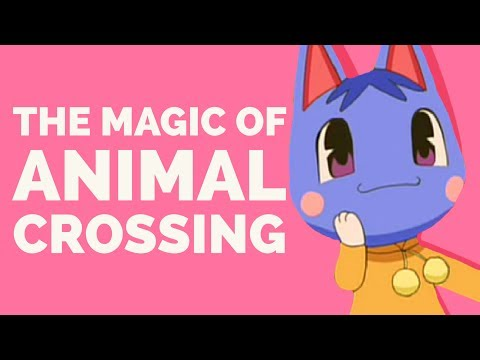 The Magic of Animal Crossing