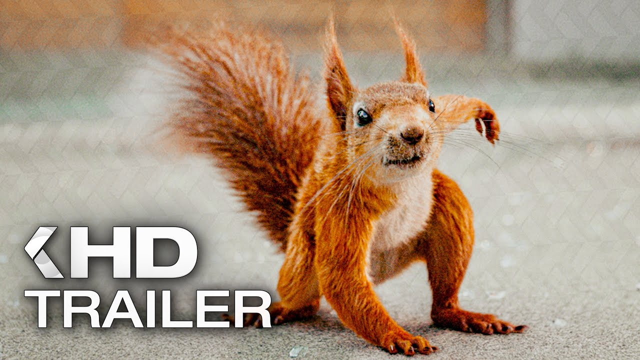 FLORA AND ULYSSES Trailer (2021)