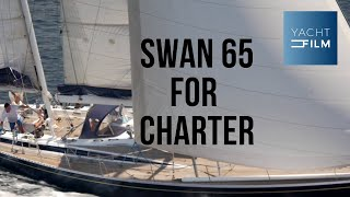 SY Margaux: Nautor Swan 65 available for Charter in the Mediterranean