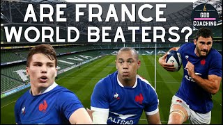 Are France World Beaters? Ireland v France Rugby Analysis Dupont Ollivon - Six Nations GDD Coaching