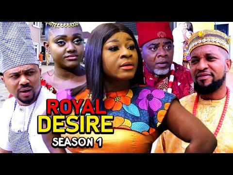 Download ROYAL DESIRE SEASON 1 (Trending New Movie HD)Destiny Etiko 2021 Latest Nigerian Nollywood  Movie