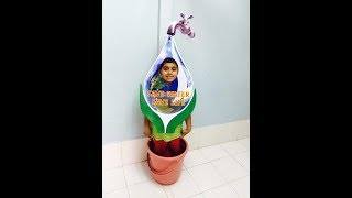 Save water/ save life fancy dress for kids