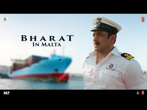 Bharat In Malta | Bharat | Salman Khan | Katrina Kaif | Movie Releasing On 5 June 2019