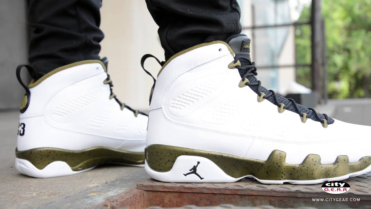 air jordan 9 statue review 360