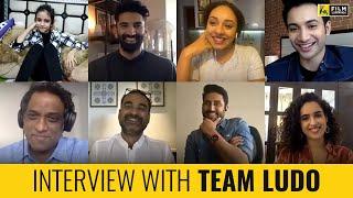 Team Ludo in conversation with Anupama Chopra | Netflix | Film Companion