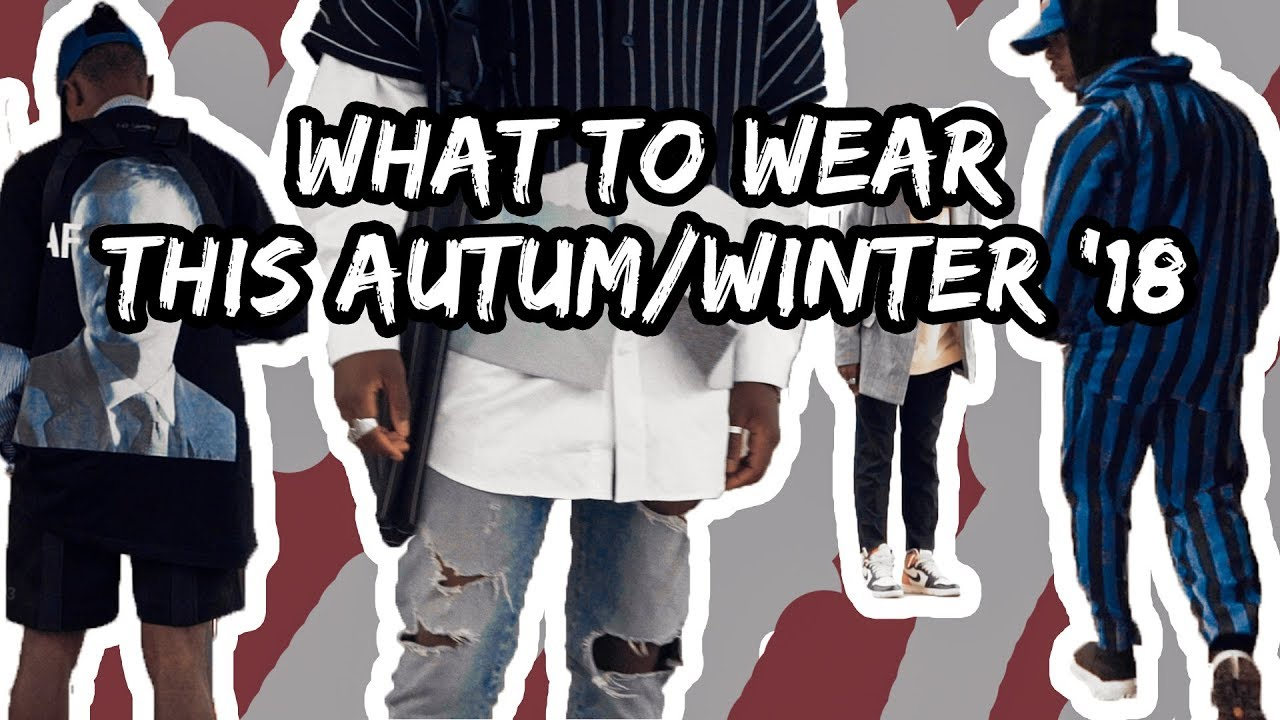 [VIDEO] - Back to School Lookbook 2018, Autumn Lookbook, 4 Outfits Fashion 3