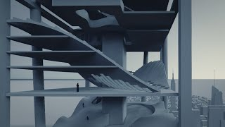 Arman Salemi  |  Vertical City For New York